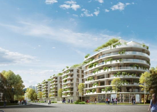 AXA Competition - Housing