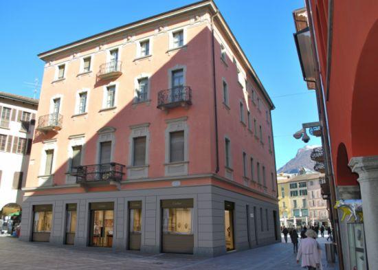 Cartier Store - Lugano