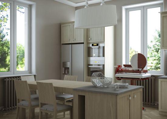 Family Home - Kitchen