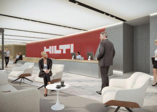 Hilti - Paris Offices