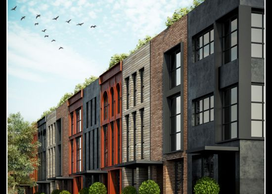 Red Hook - Townhouses