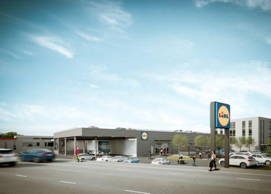 Supermarket Lausanne