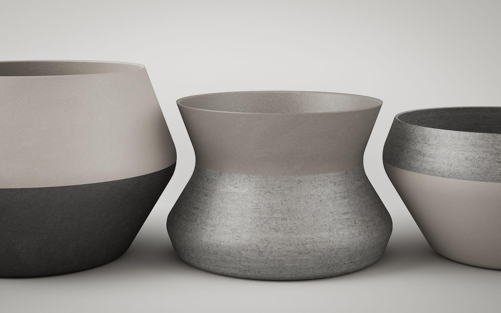 Stone Vases 719