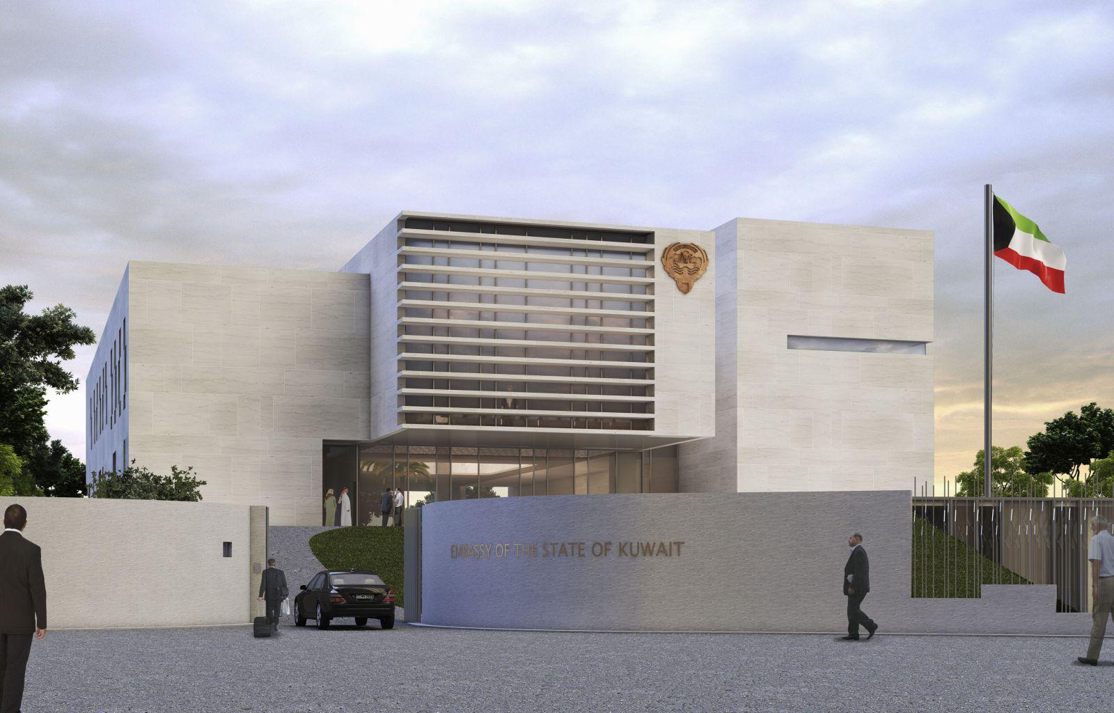 Kuwait Embassy 724