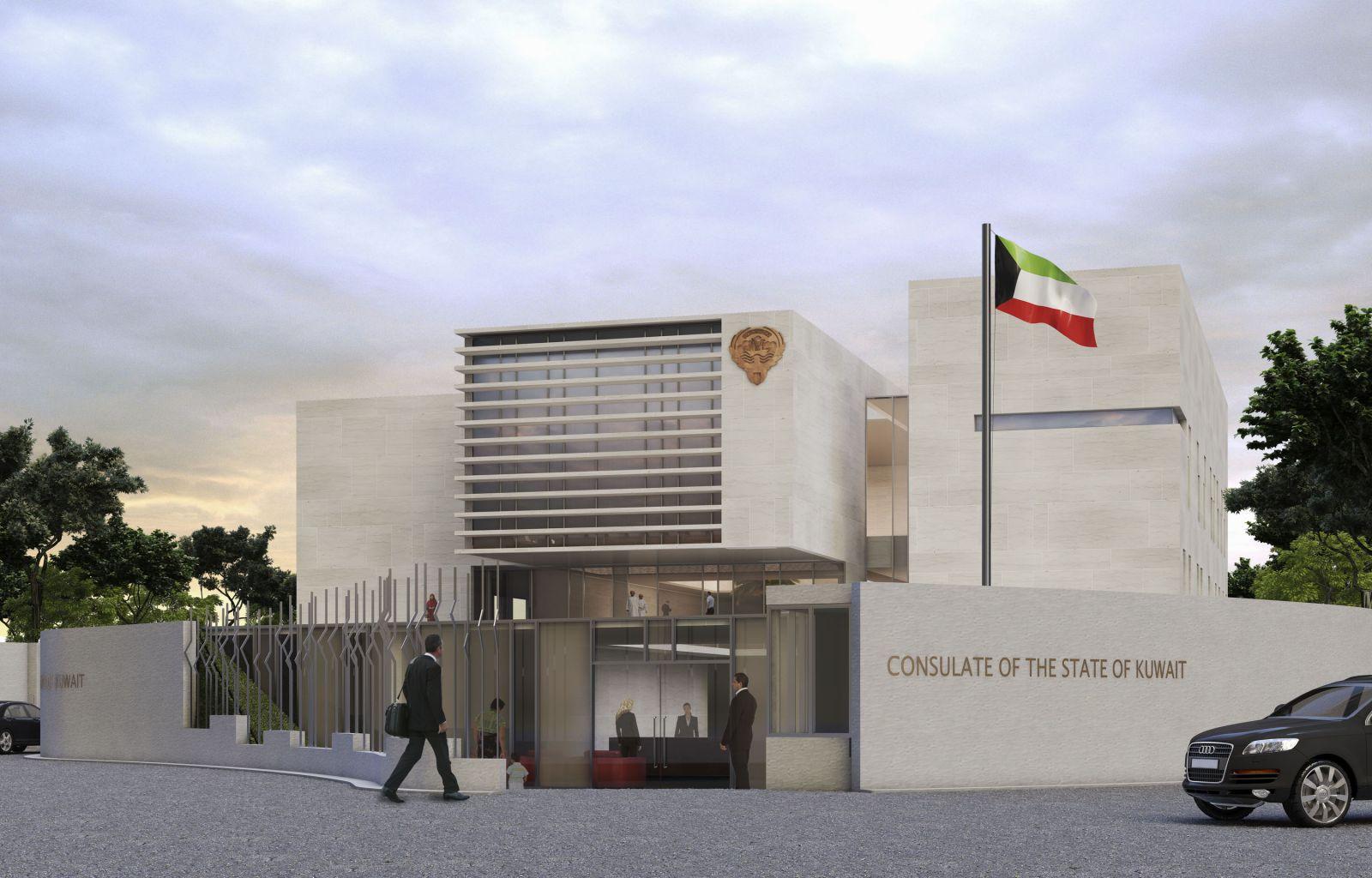 Kuwait Embassy 725