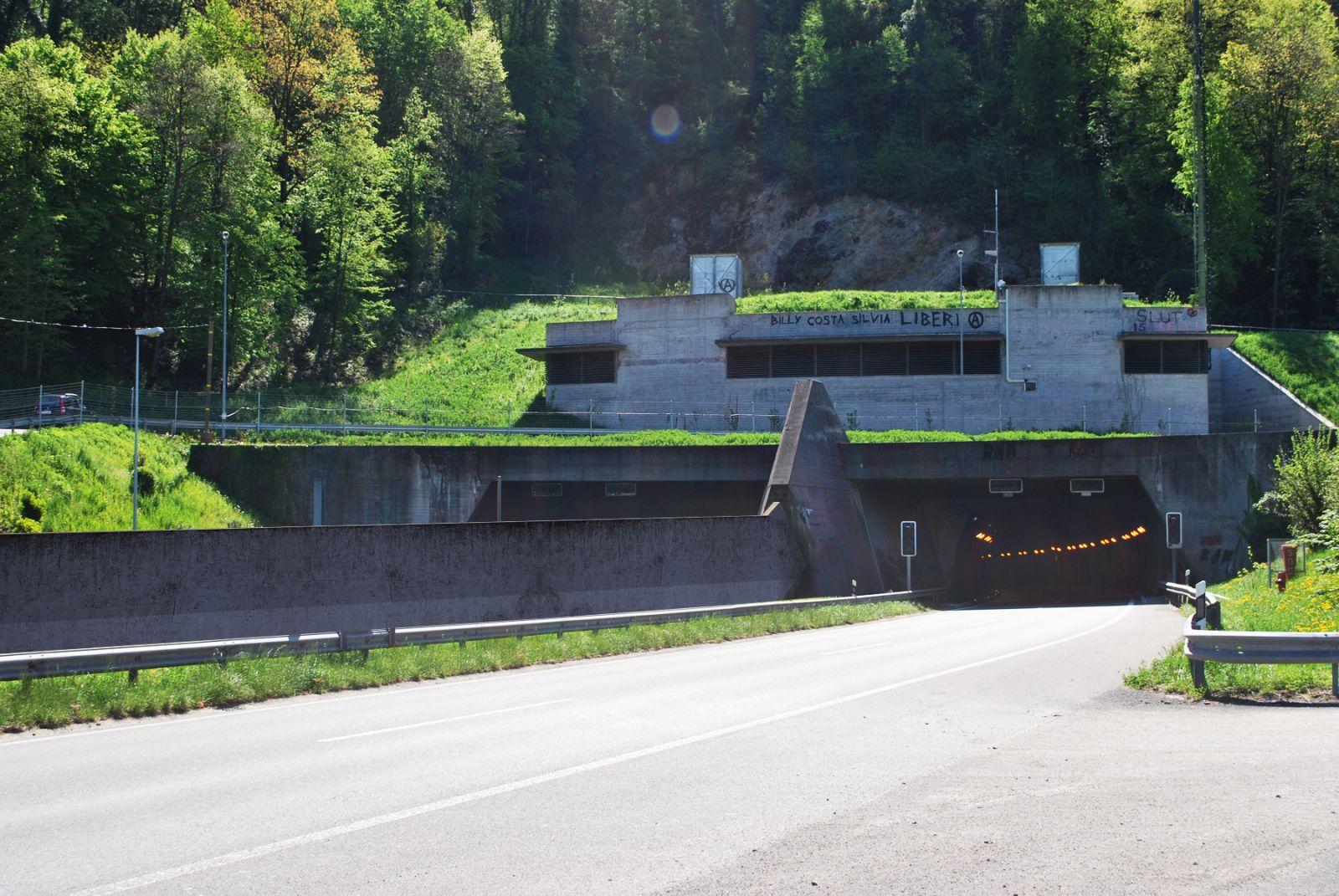 Ticino Highway Guard Rail 742
