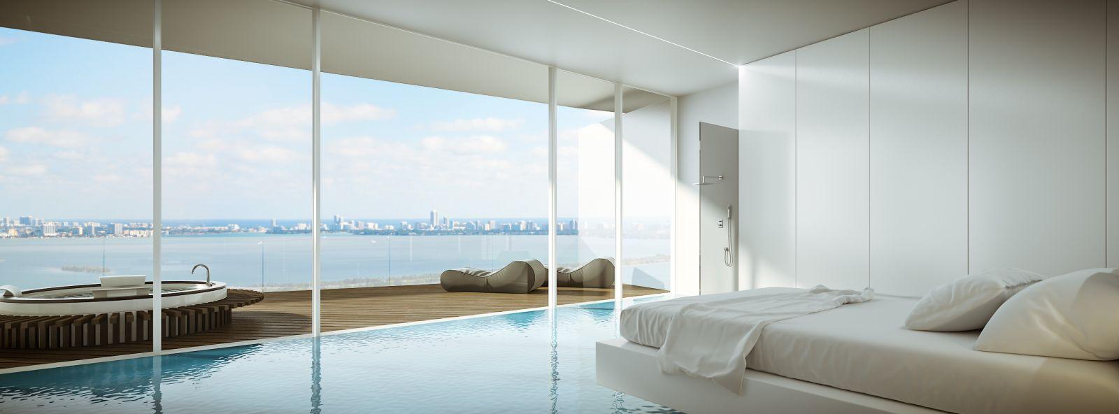 Rotating Towers - Miami 804