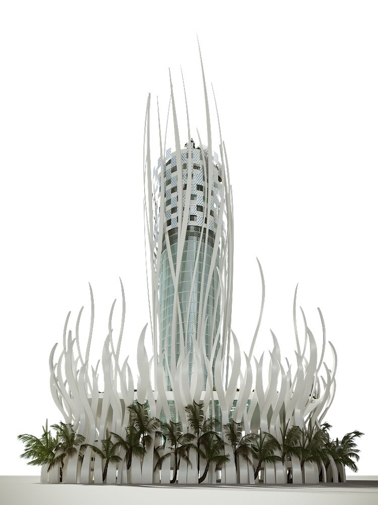 Olympic Pavilion Oran - Concept 815