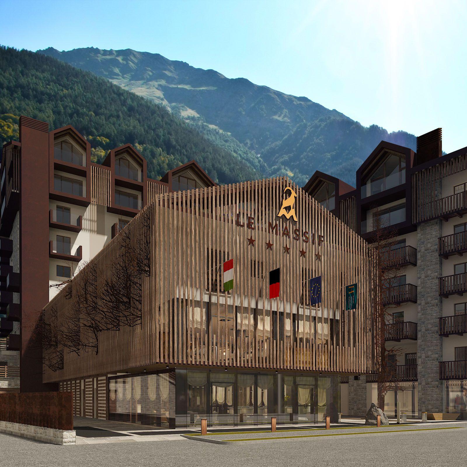 Hotel Massif  915