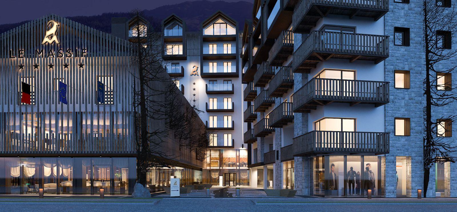 Hotel Massif  917