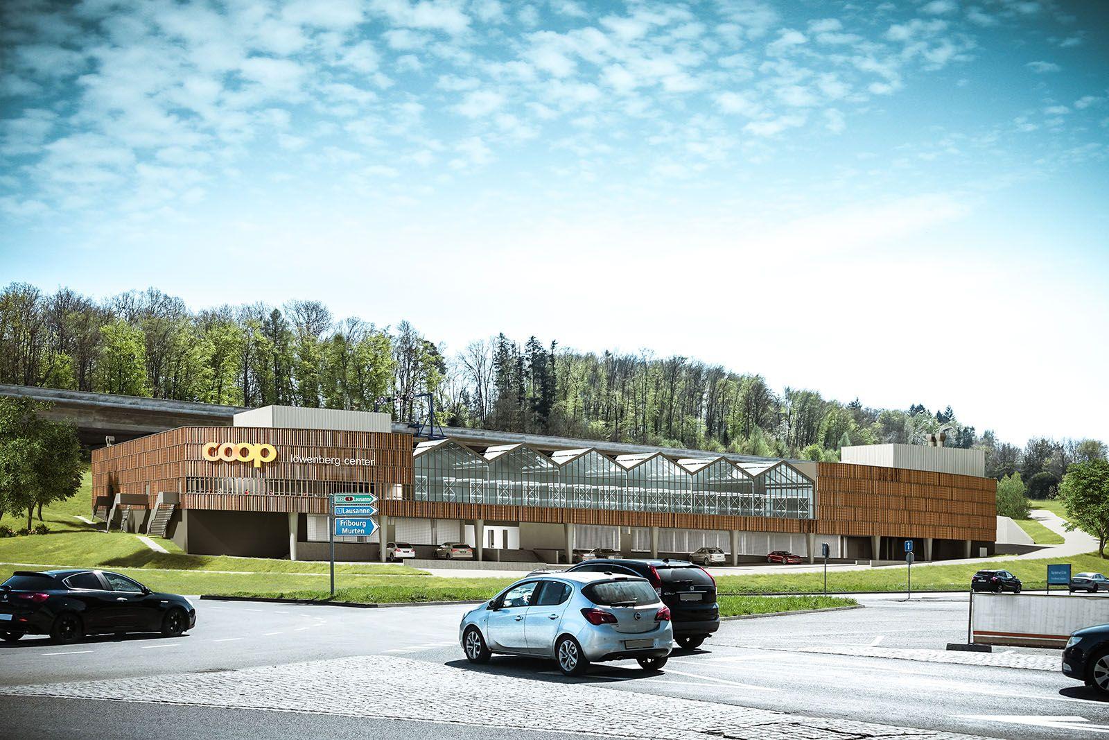 Coop supermarket 960