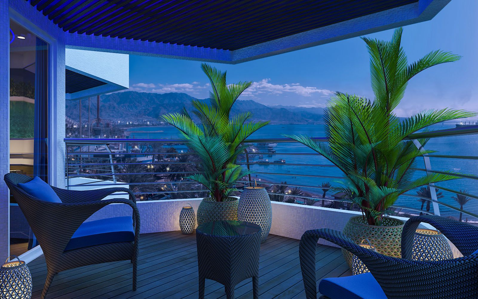 Hotel Eilat Rooms 971