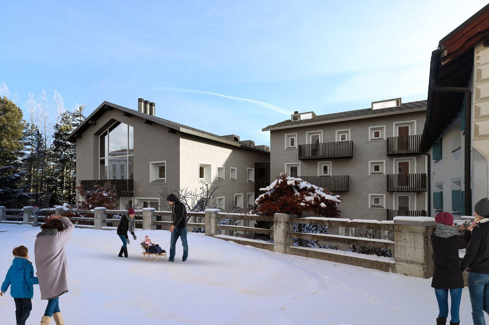 Celerina - Housing 1004