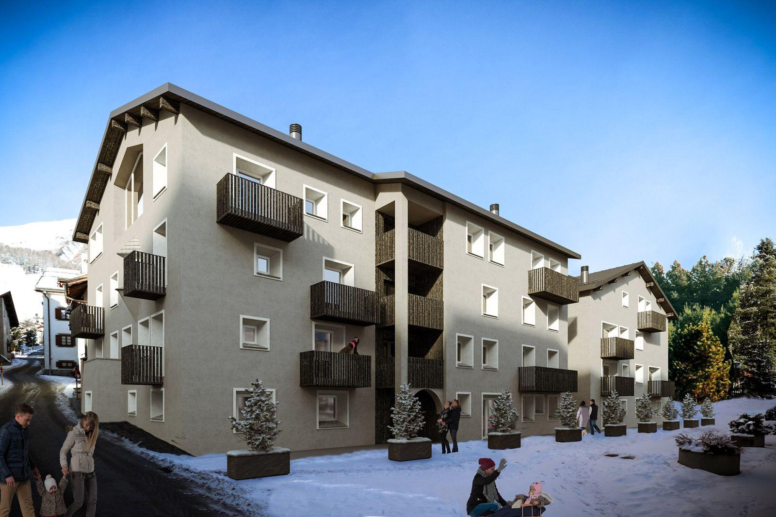 Celerina - Housing 1008