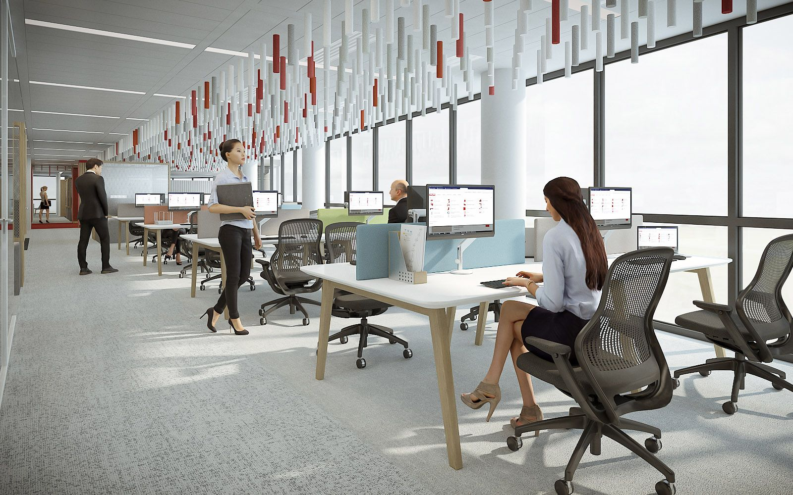 Hilti - Paris Offices 1019