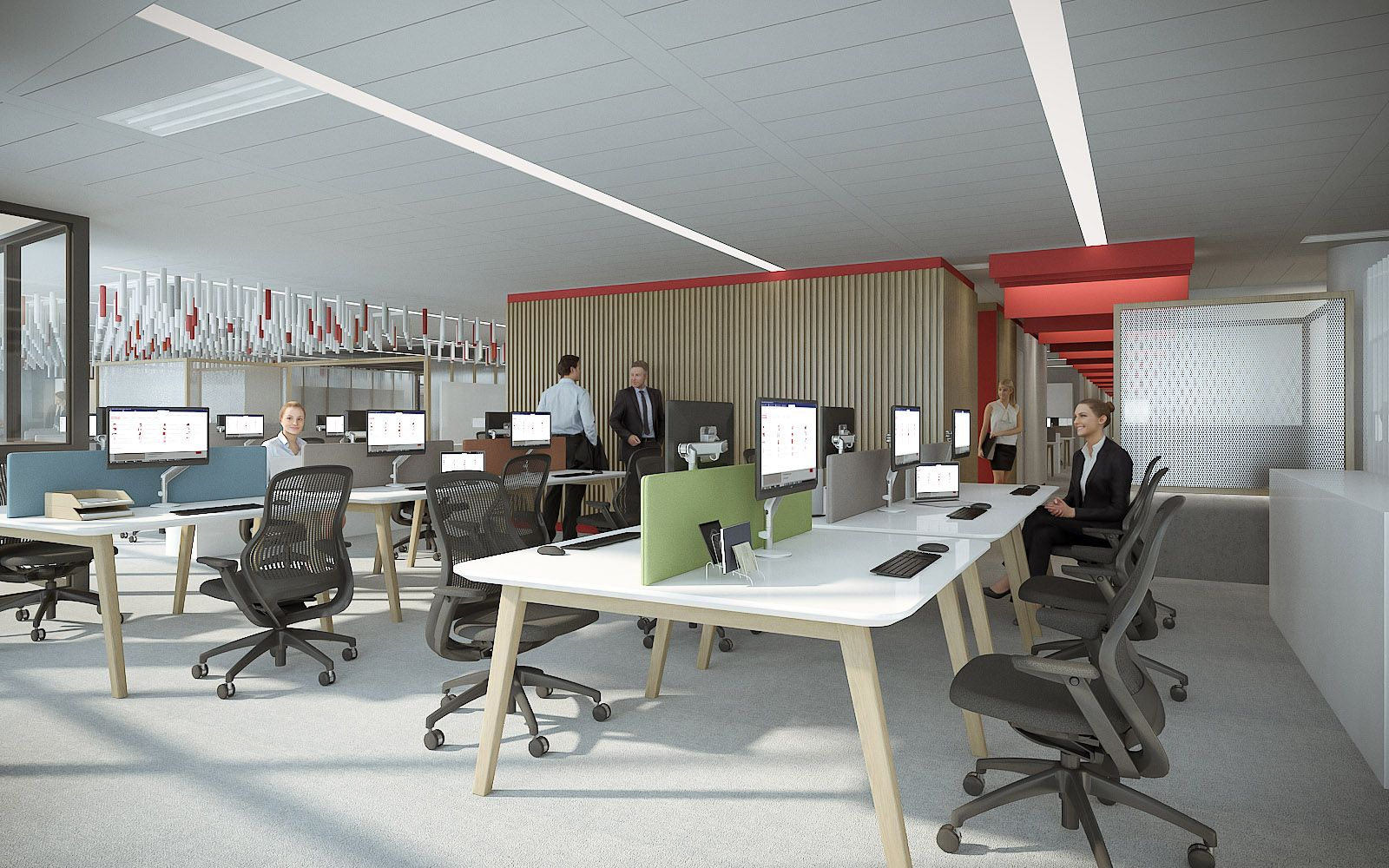 Hilti - Paris Offices 1022