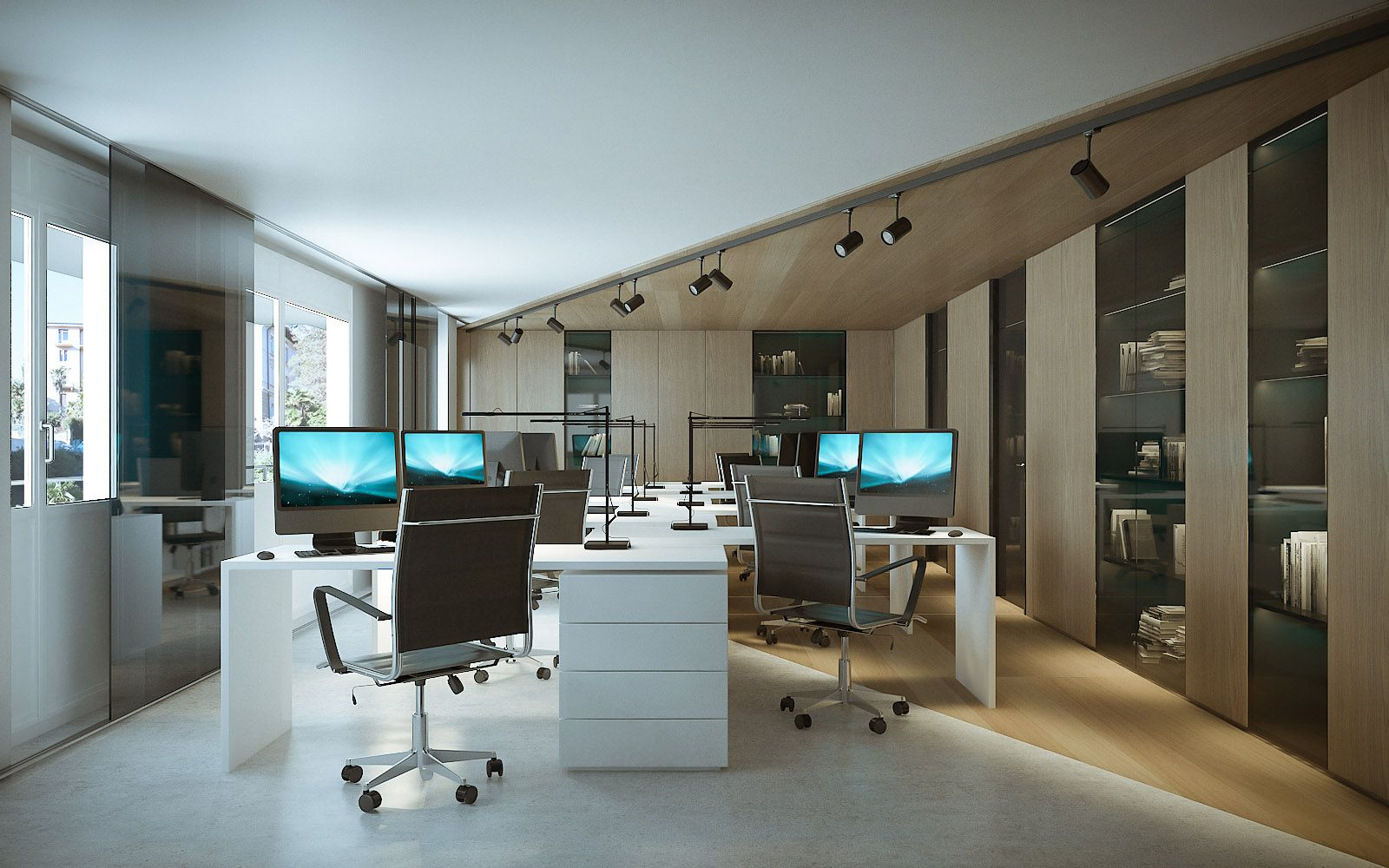 Central Park - Offices 1044