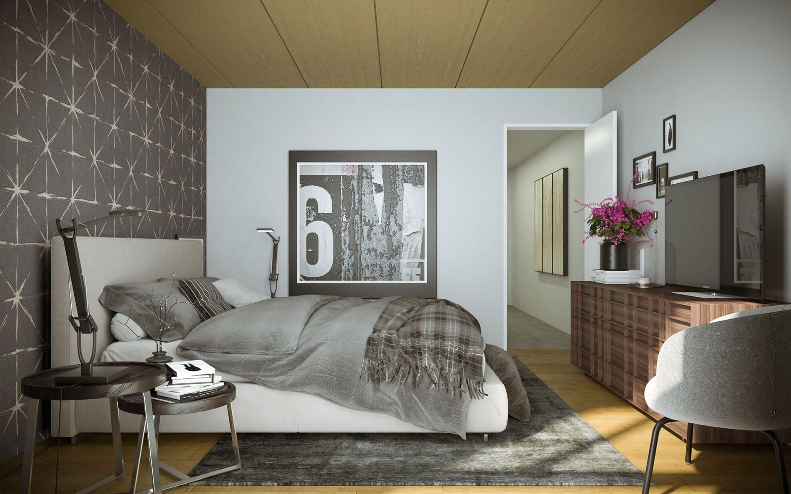 Portes de Bulle - Housing 1075