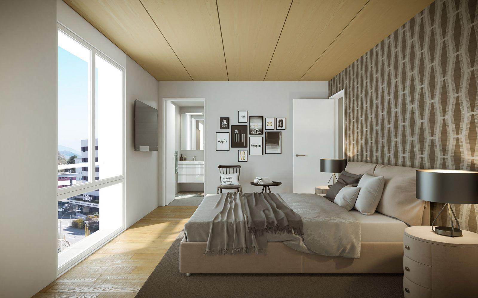 Portes de Bulle - Housing 1082