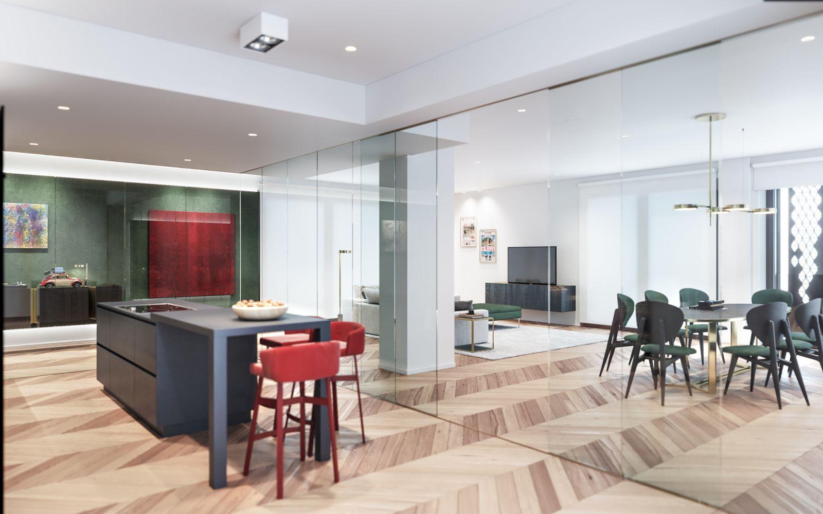 Domus Lascaris - Apartment 1116