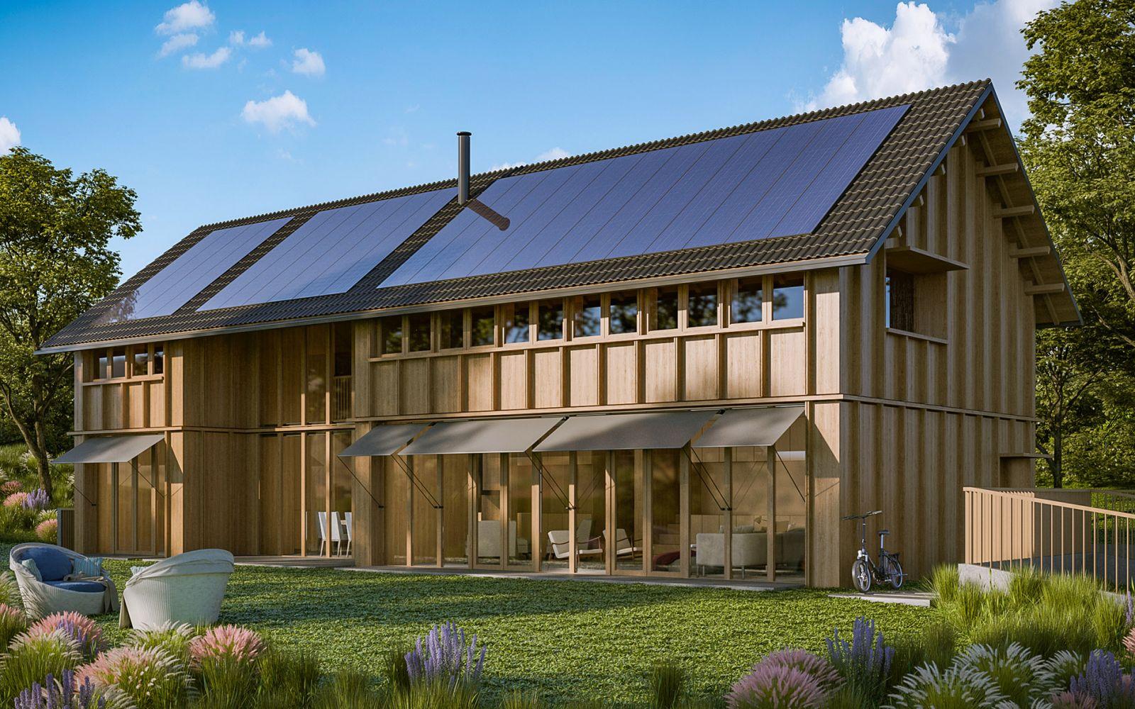 Farm House 1122