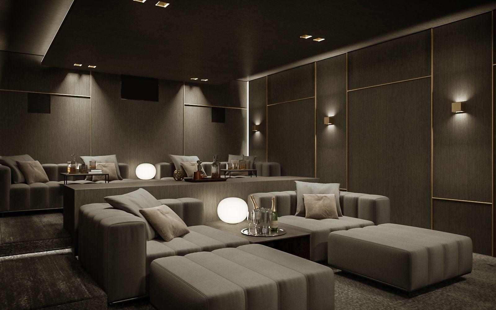 Private Home Theater 1133