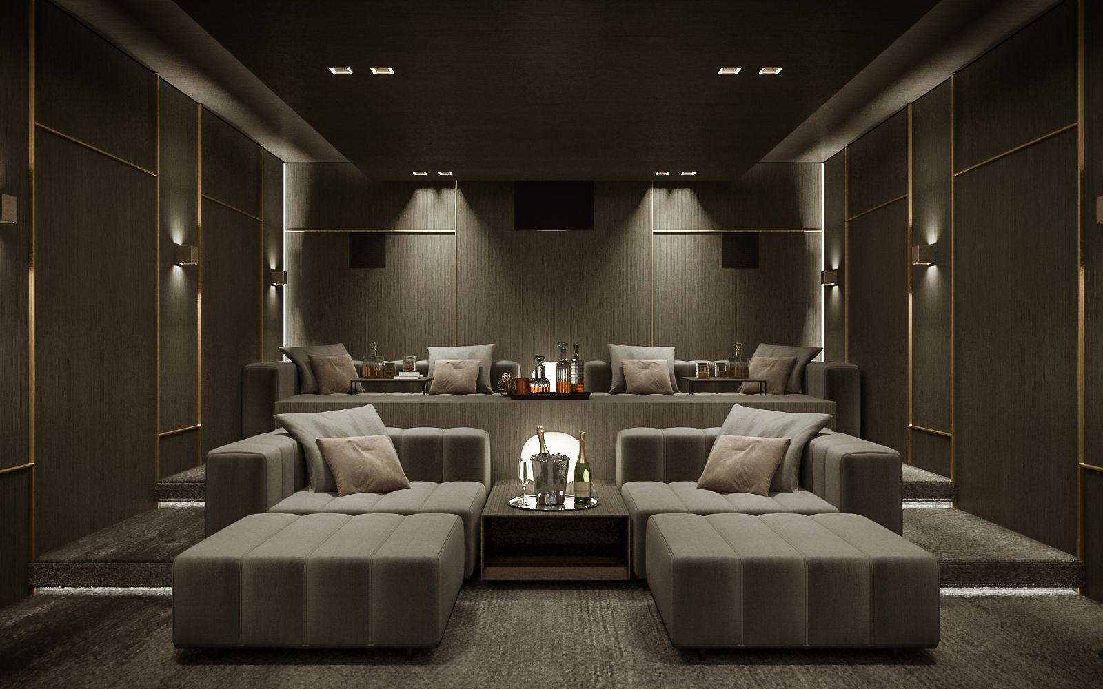 Private Home Theater 1134
