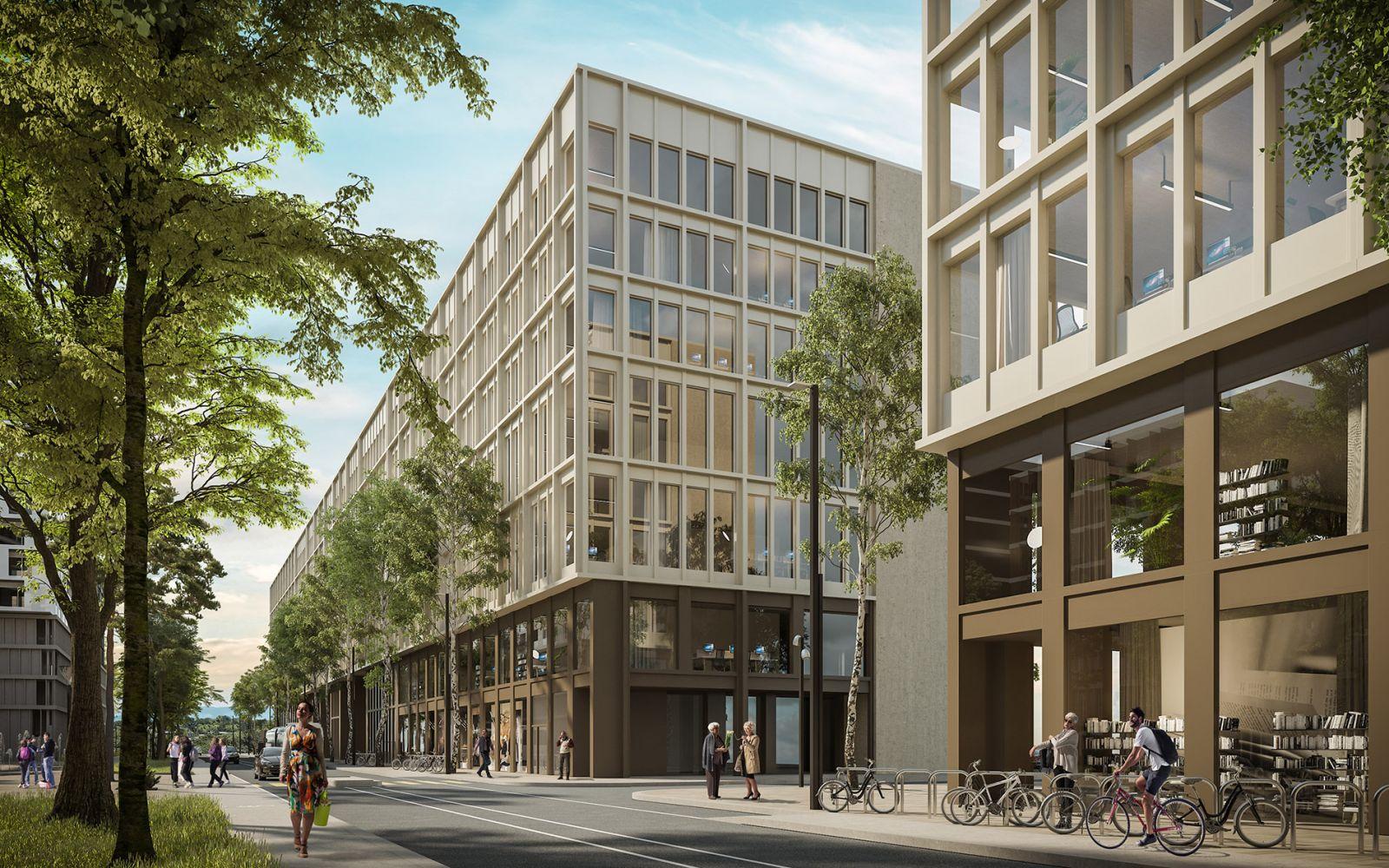 Quartier de L'Etang 1195