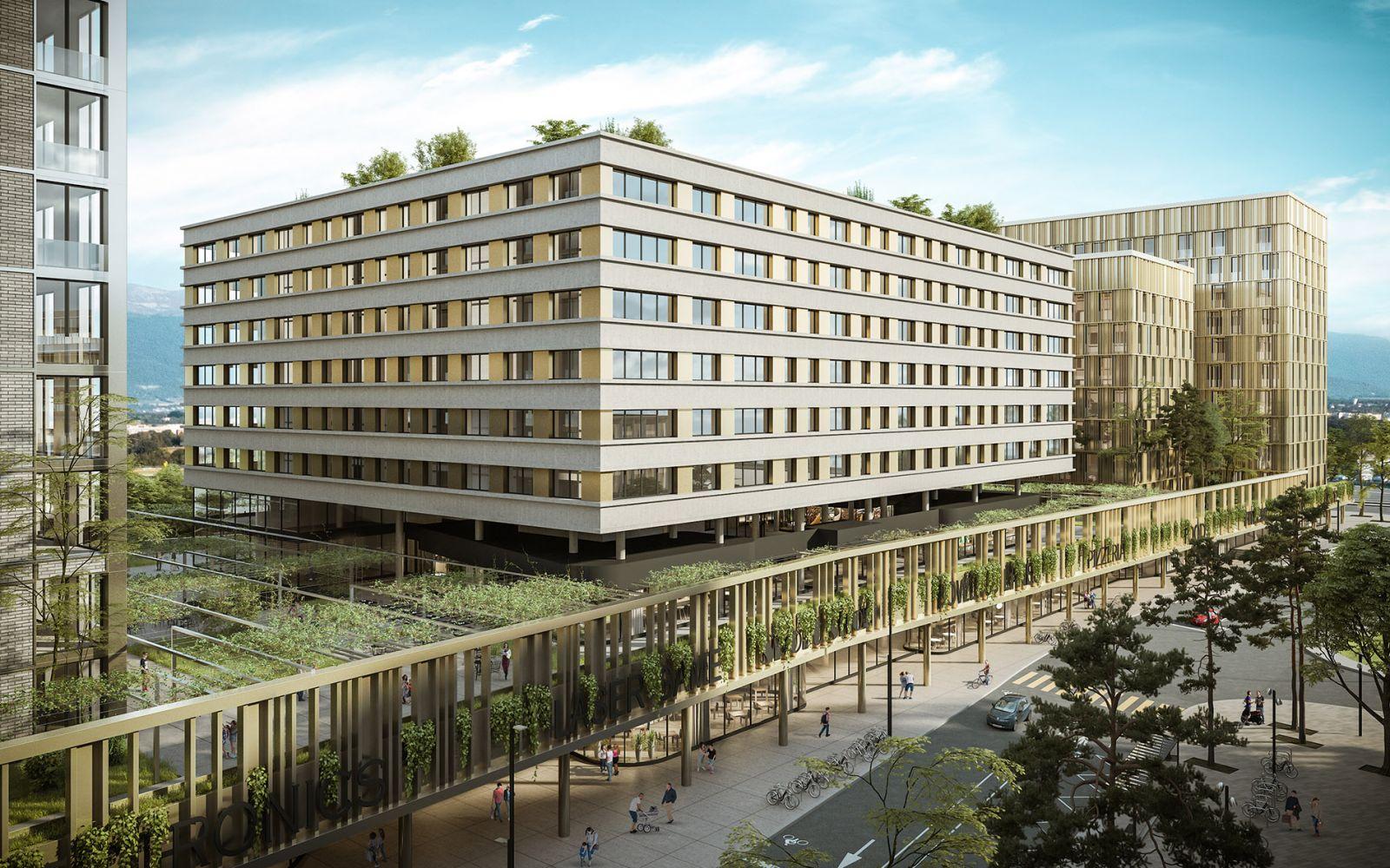 Quartier de L'Etang 1198
