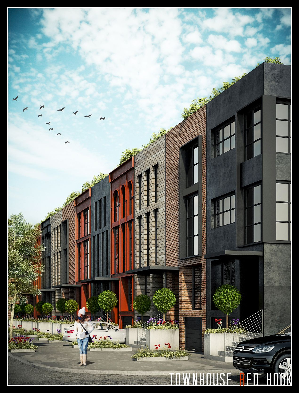 Red Hook - Townhouses 205