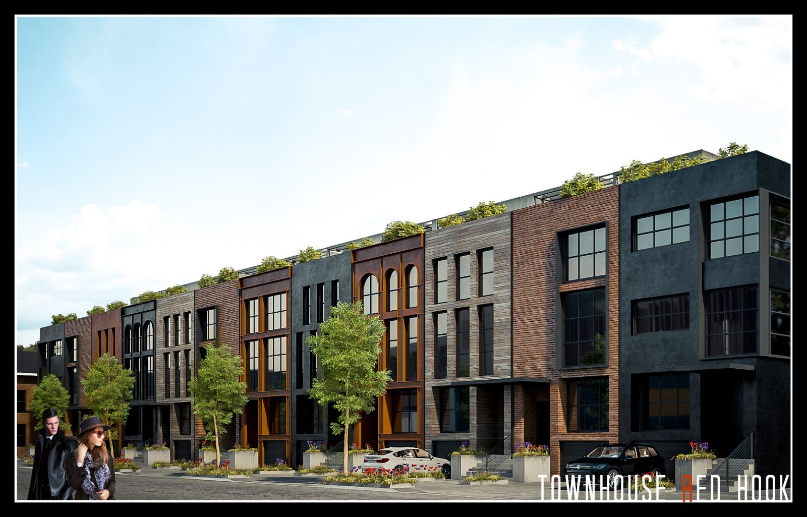 Red Hook - Townhouses 211