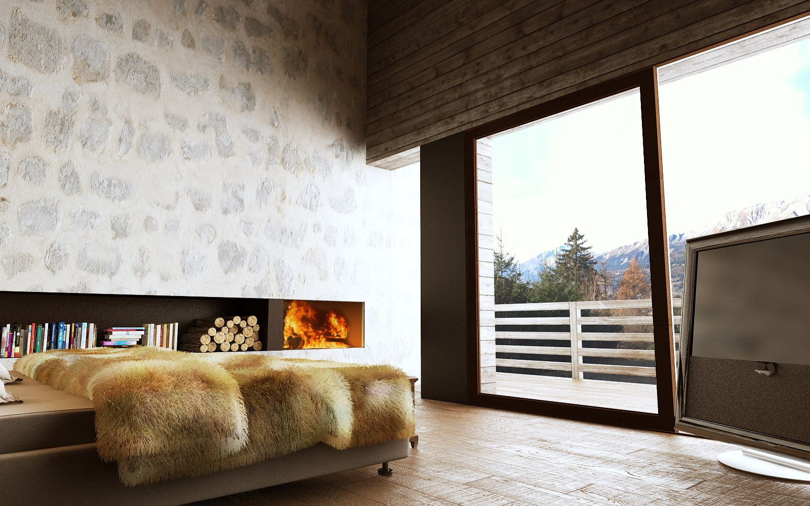 Weekend House - Crans 253