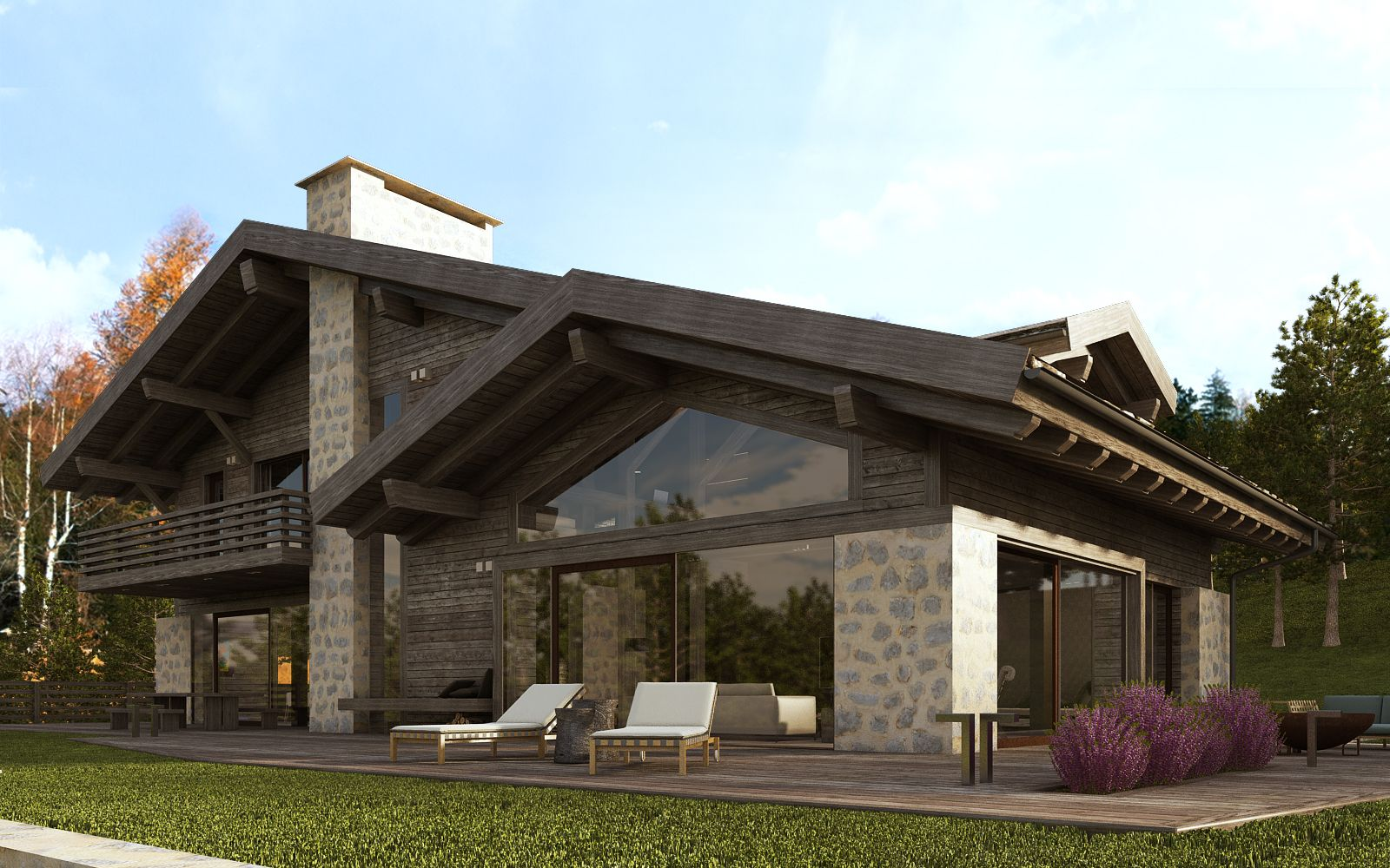 Weekend House - Crans 254
