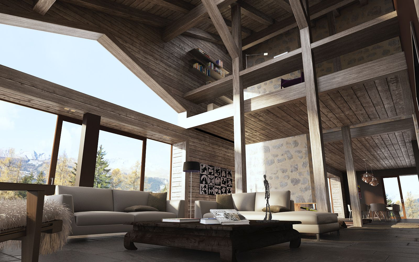 Weekend House - Crans 258