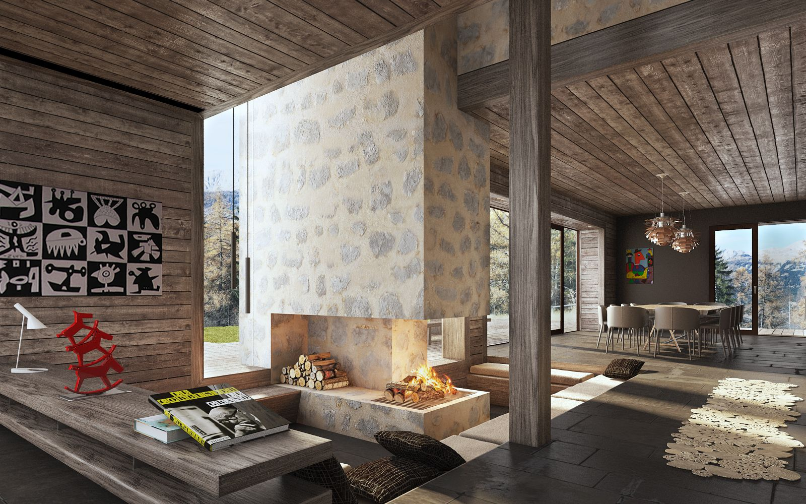 Weekend House - Crans 259