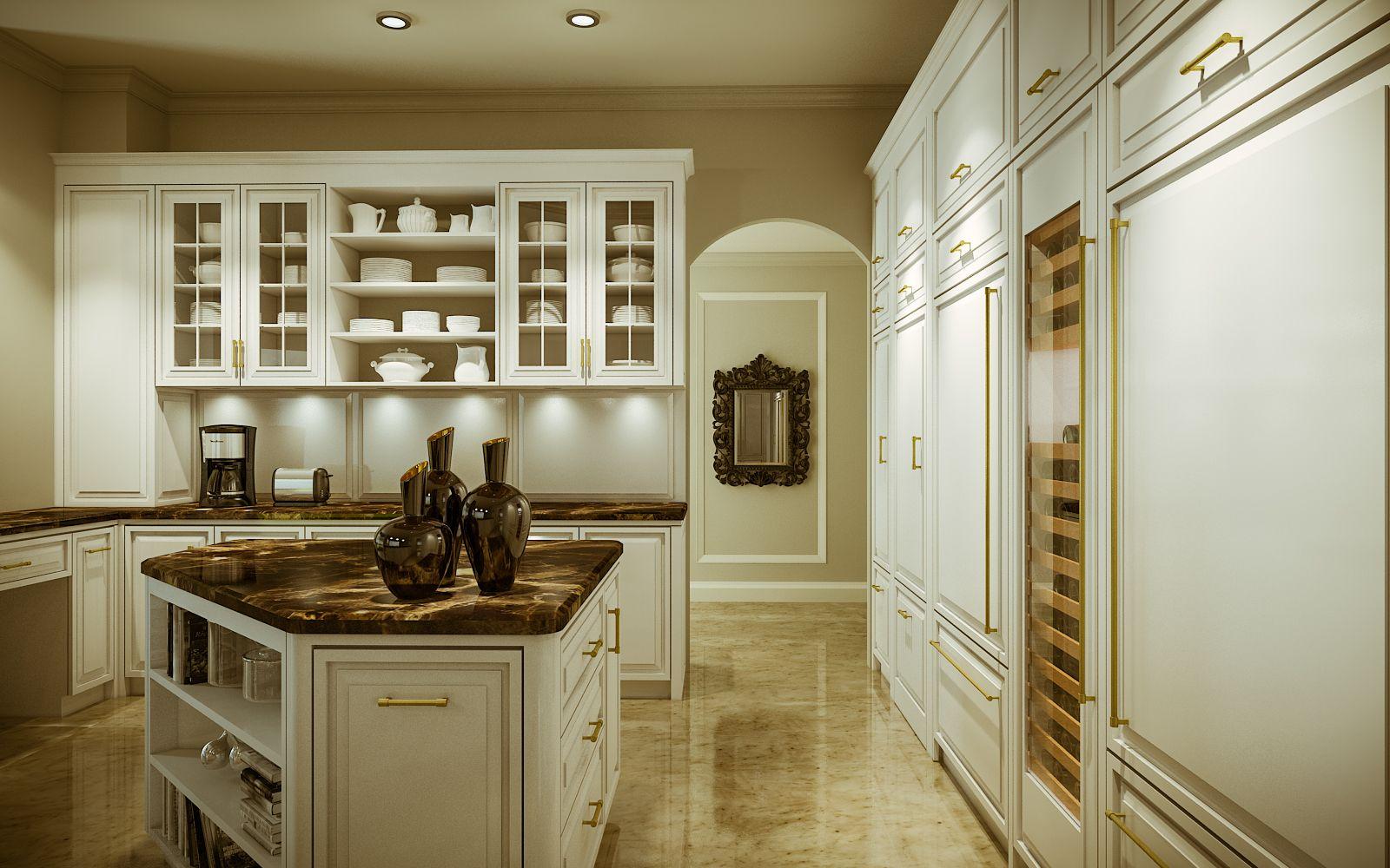 Family Home Kitchen - NY 293