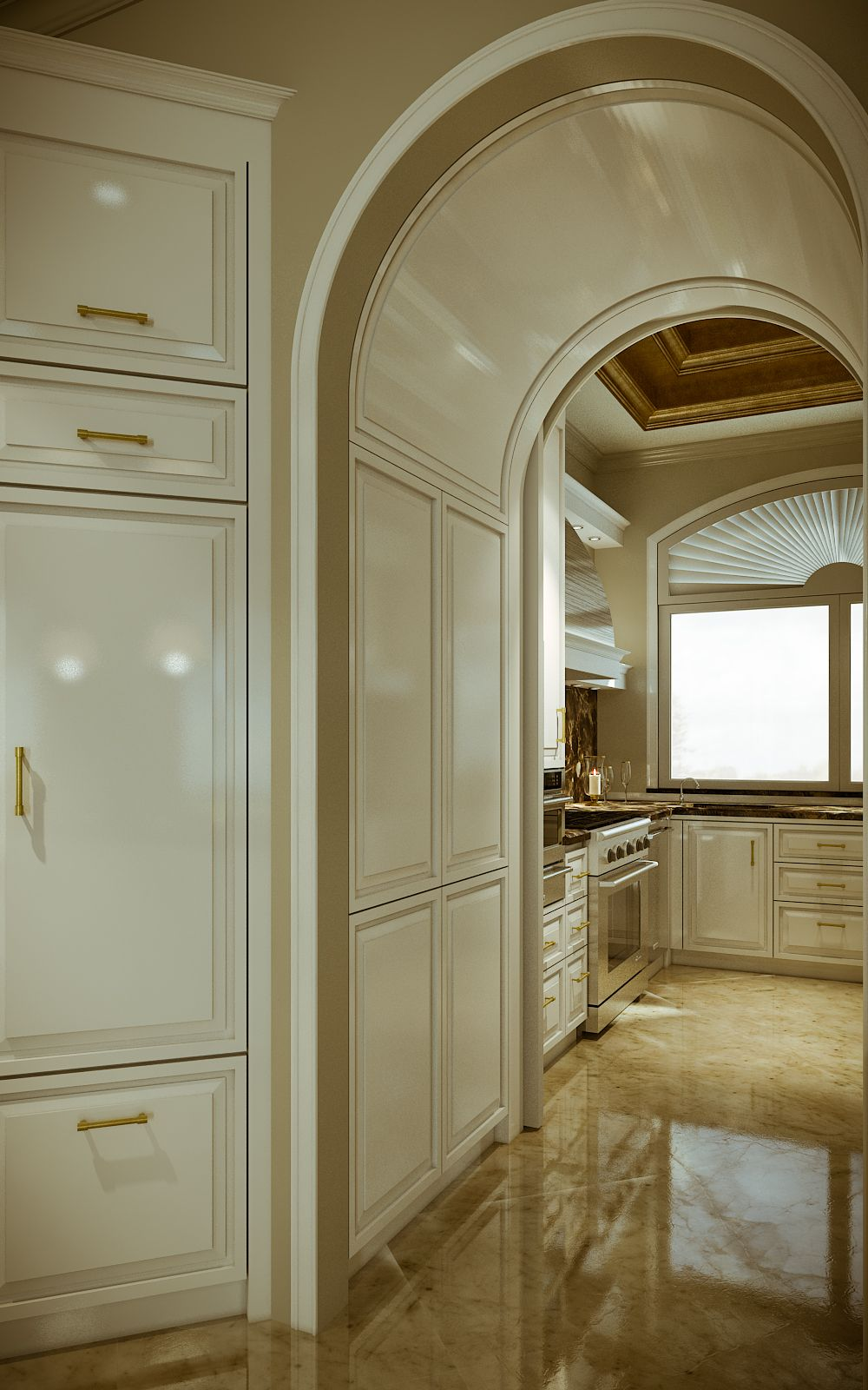Family Home Kitchen - NY 294