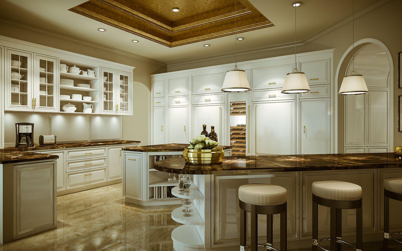 Family Home Kitchen - NY 295
