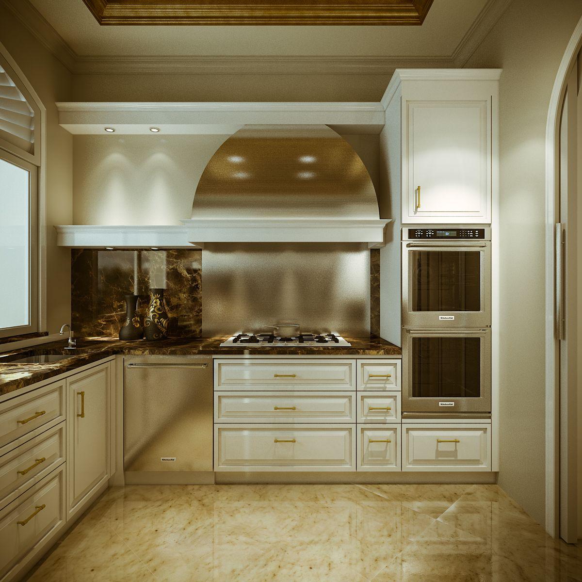 Family Home Kitchen - NY 296