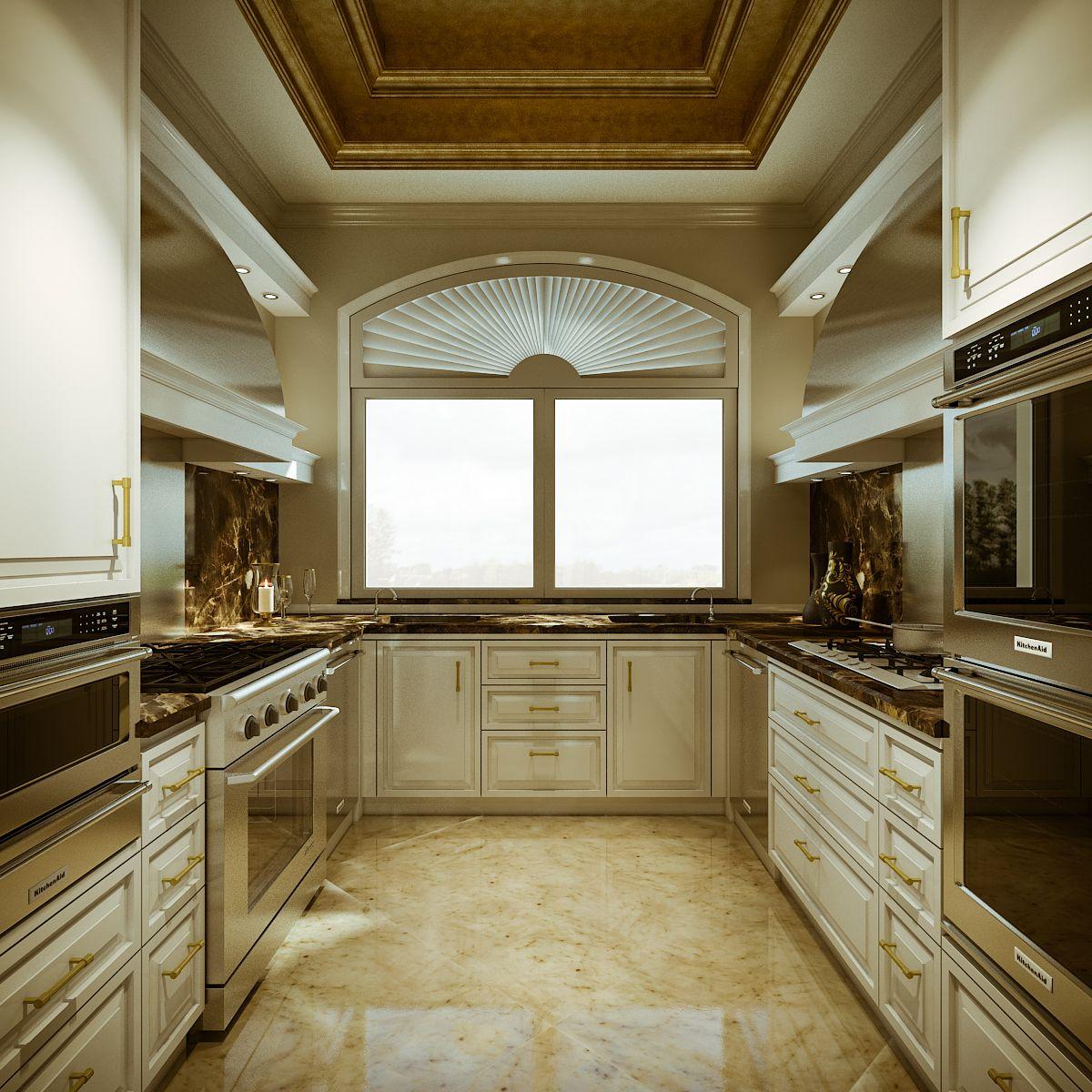 Family Home Kitchen - NY 298