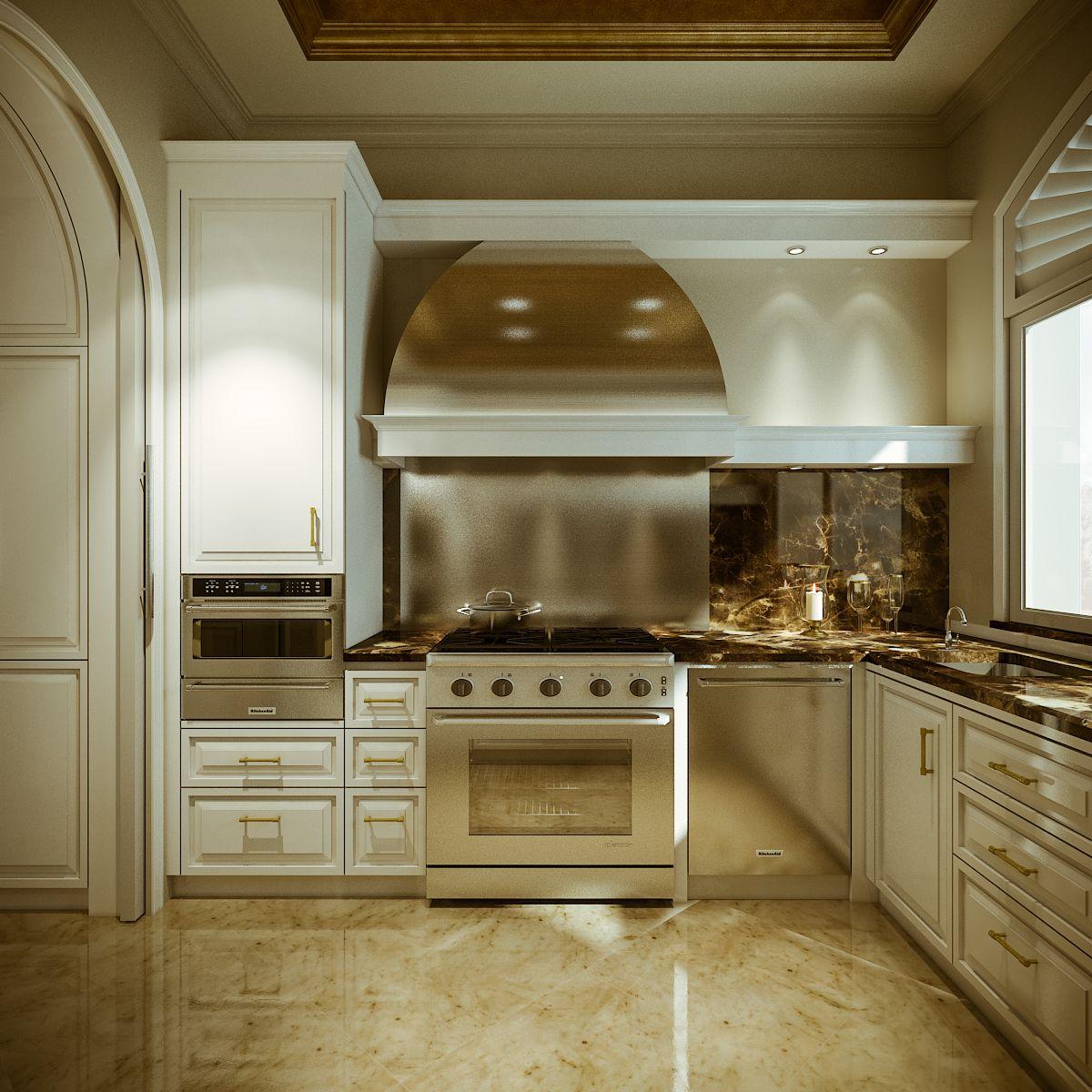 Family Home Kitchen - NY 300
