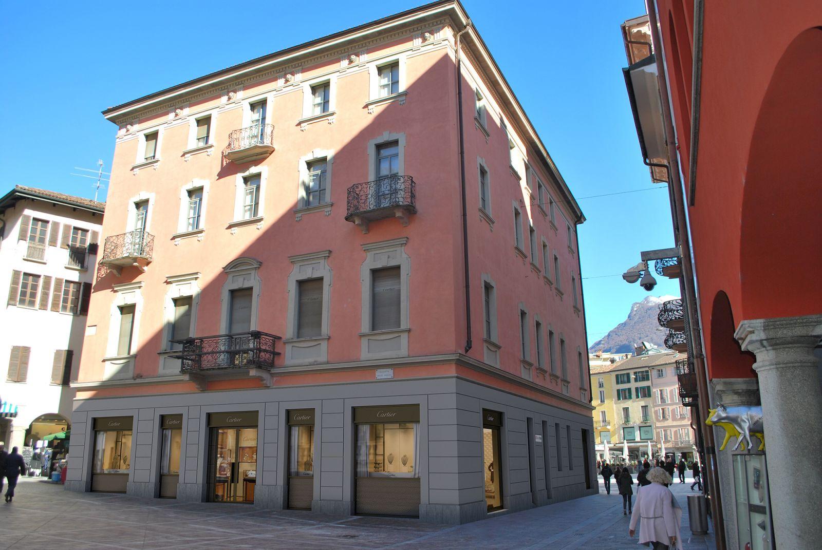 Cartier Store - Lugano 354