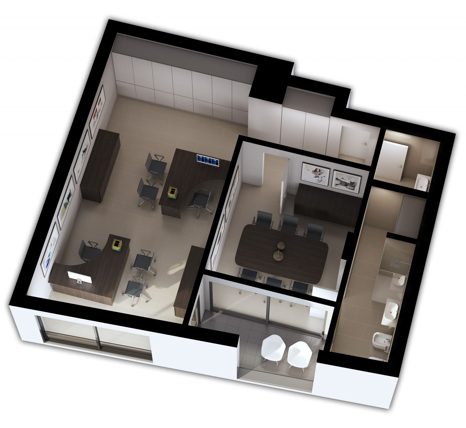 Astor Residence - Lugano 355