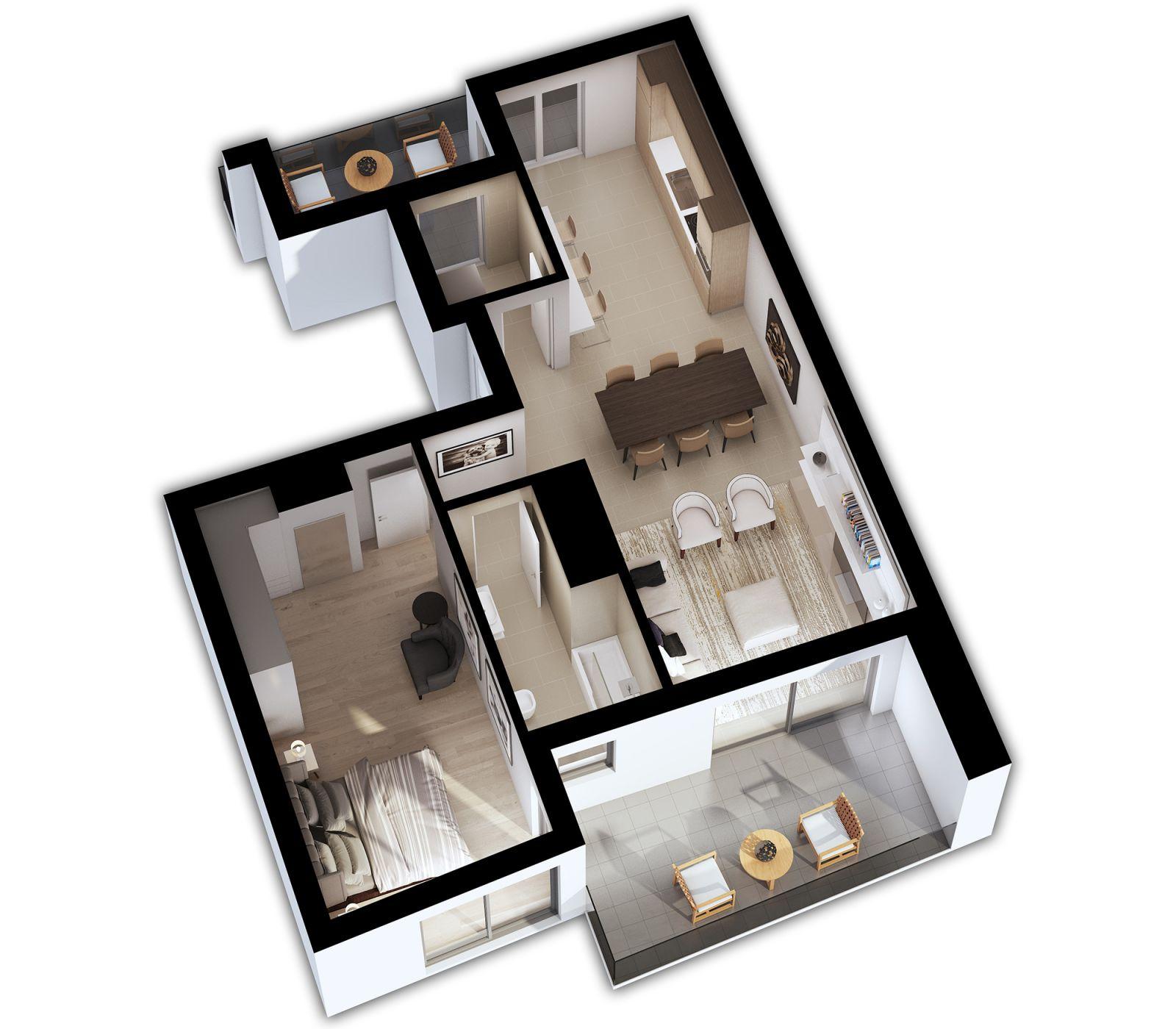 Astor Residence - Lugano 356