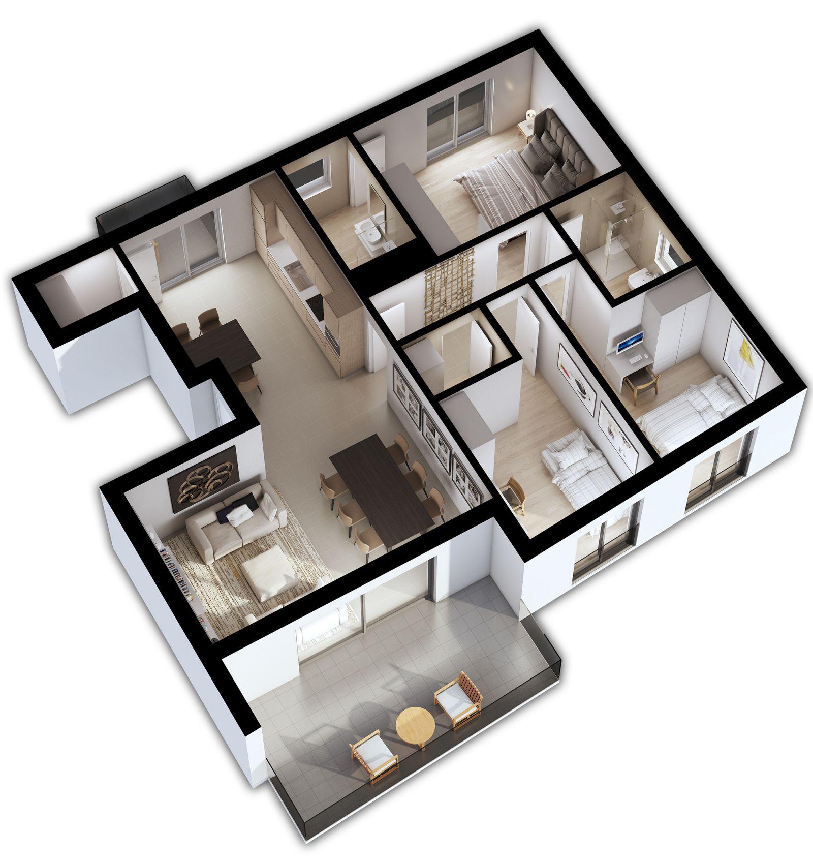 Astor Residence - Lugano 359