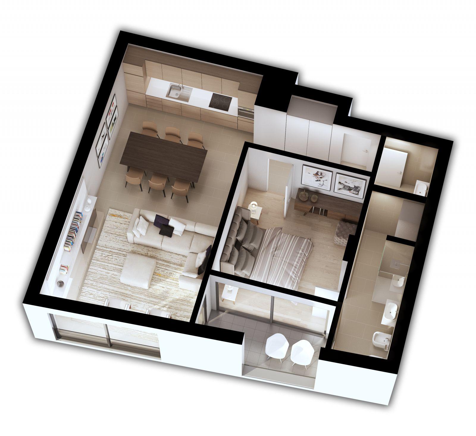 Astor Residence - Lugano 361