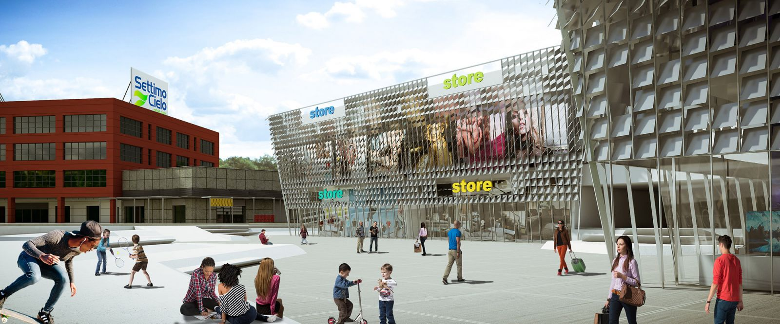 Settimo Cielo Retail Park 391