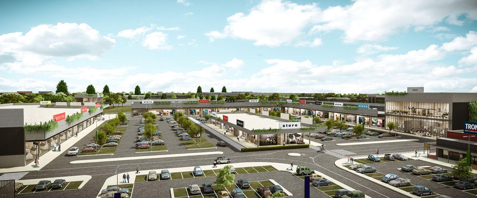 Settimo Cielo Retail Park 394