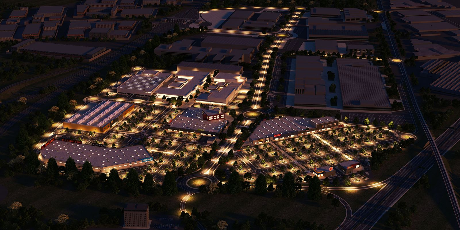 Settimo Cielo Retail Park 397