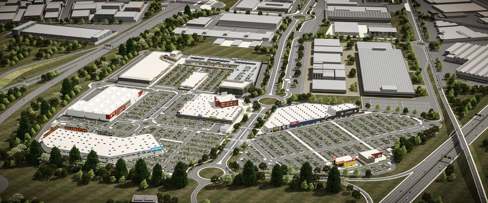 Settimo Cielo Retail Park 398